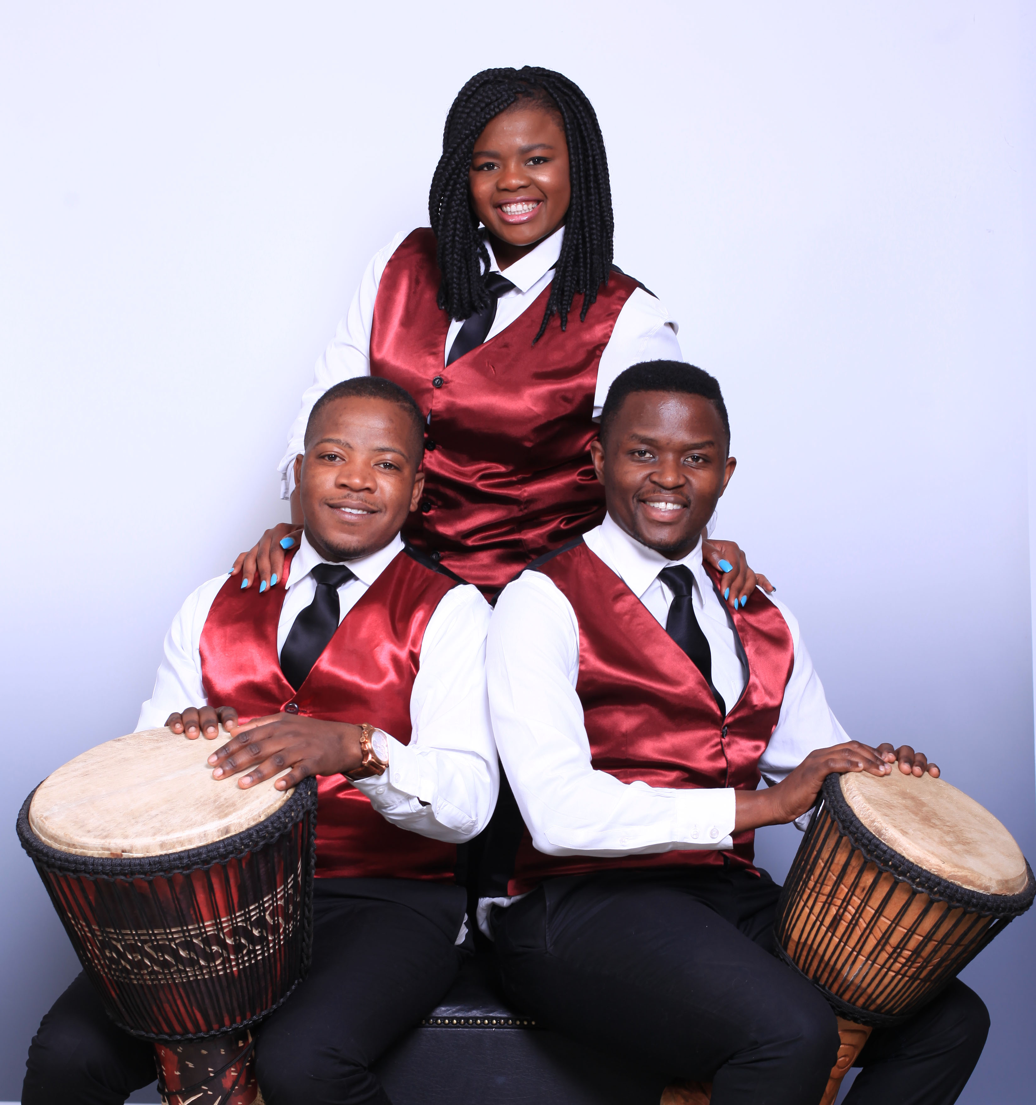 African Anonymous trio