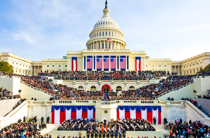 Presidential Pomp, and Spectacle