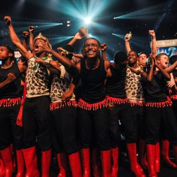 The Olympics of Choir Games Coming to SA!