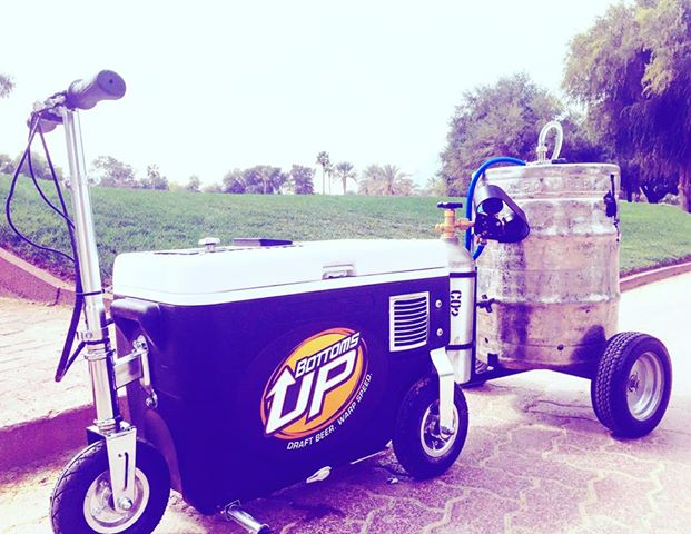 cruizen cooler for Events_BU